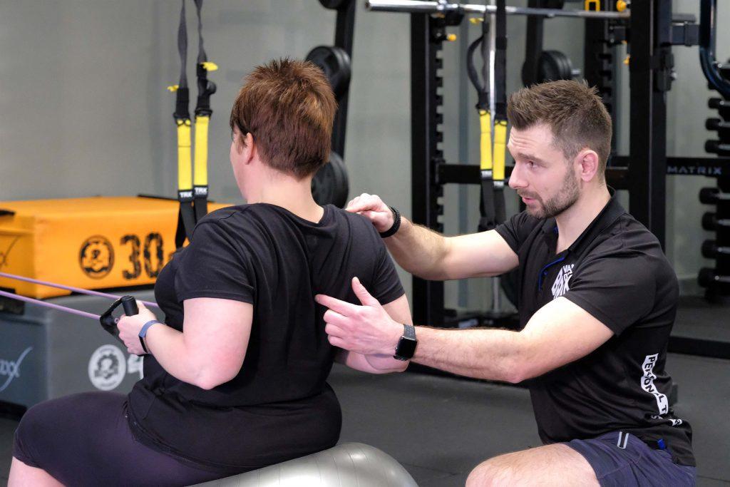 personal training Eerbeek